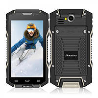 Защищенный мобильный смартфон Huadoo HG06 black 6000mAh, фото 1
