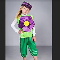 Детский карнавальный костюм Фиалки