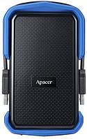 Зовнішній жорсткий диск APACER AC631 1TB USB 3.1 Синій