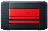 Зовнішній жорсткий диск APACER AC633 1TB USB 3.1 Power Red