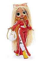 Кукла ЛОЛ Сюрприз Леди DJ L.O.L. Surprise! O.M.G. Swag Fashion Doll with 20 Surprises
