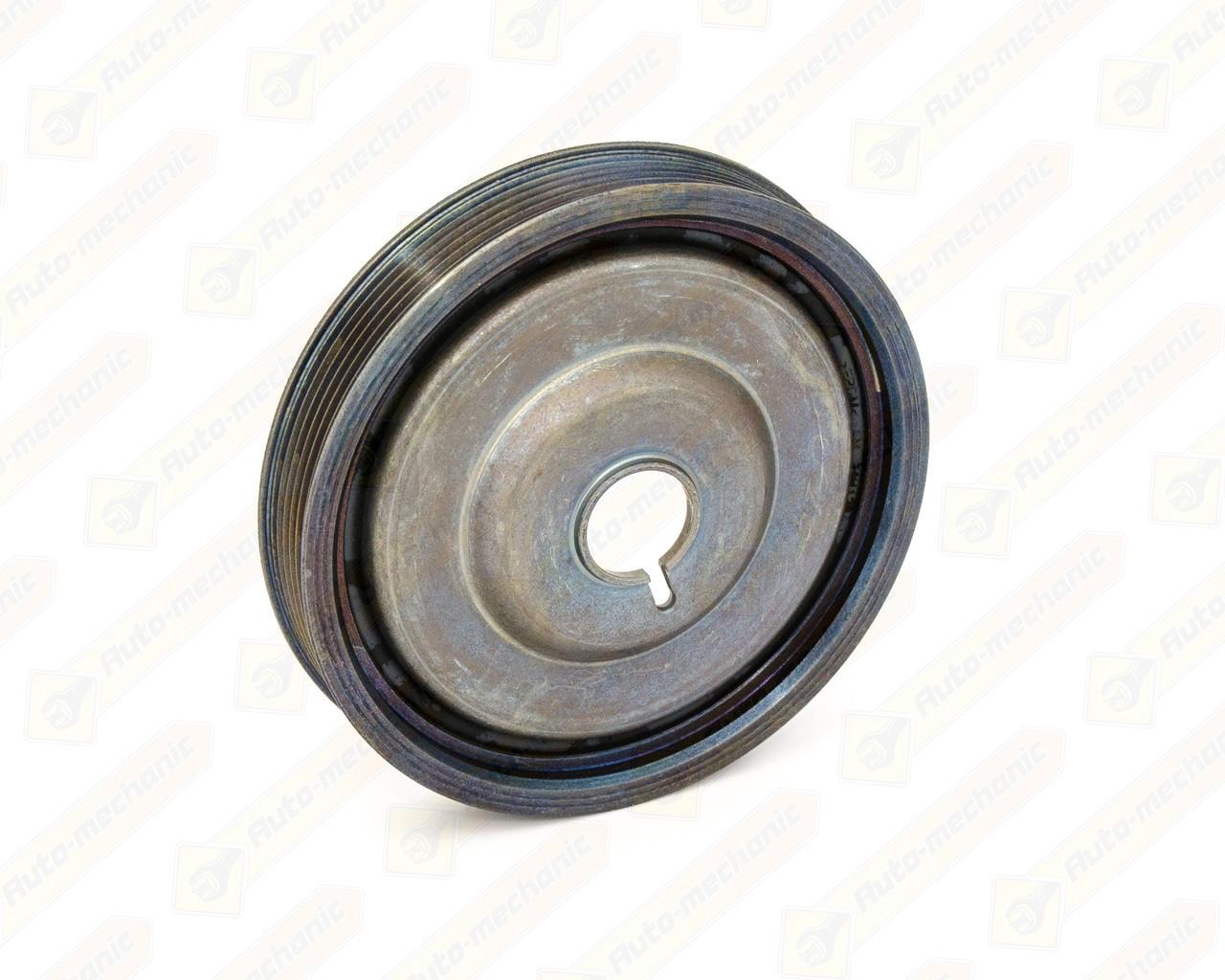 Ременной шкив коленчатого вала на Renault Lodgy 2012-> 1.5dCi — Renault (Оригинал) - 123030453R