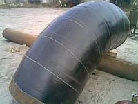 Отвод 45,60,90 градусов кованный 530х8(10)мм. изолированный ст.20 ГОСТ 17375-2001