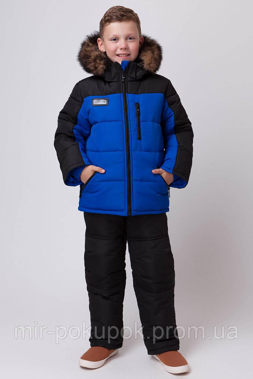 Комбинезон для мальчика (куртка+полукомбинезон) KMР-1