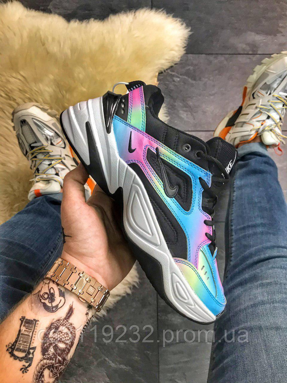 Женские кроссовки  Nike M2K Tekno (многоцветные)
