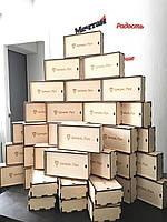Коробка из дерева