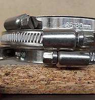 Хомут червячный DIN 3017 тип W4