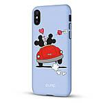 Pump Tender Touch Case чехол для iPhone X/XS Mickeys & Car, фото 2