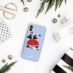 Pump Tender Touch Case чехол для iPhone X/XS Mickeys & Car, фото 4