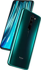Xiaomi Redmi Note 8 Pro 6/128GB Green Global Гарантия 1 Год, фото 2