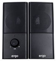 Акустика ERGO S-08 USB 2.0 чорний