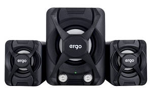 Акустика ERGO ST-2 USB 2.1 чорний
