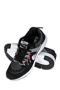 Кроссовки 120PKL004 (Черно-белый)