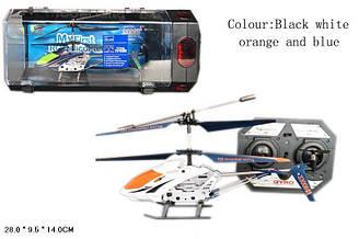 Вертоліт на радіоуправлінні 33008S працює від акумулятора