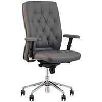 Кресло для руководителя CHESTER (ЧЕСТЕР) R STEEL CHROME LE, фото 1