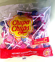 Льодяник на паличці Chupa Chups 10 г 50 штук, фото 1