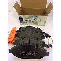Тормозные колодки передние MERCEDES-BENZ A0064204320 VIANO VITO