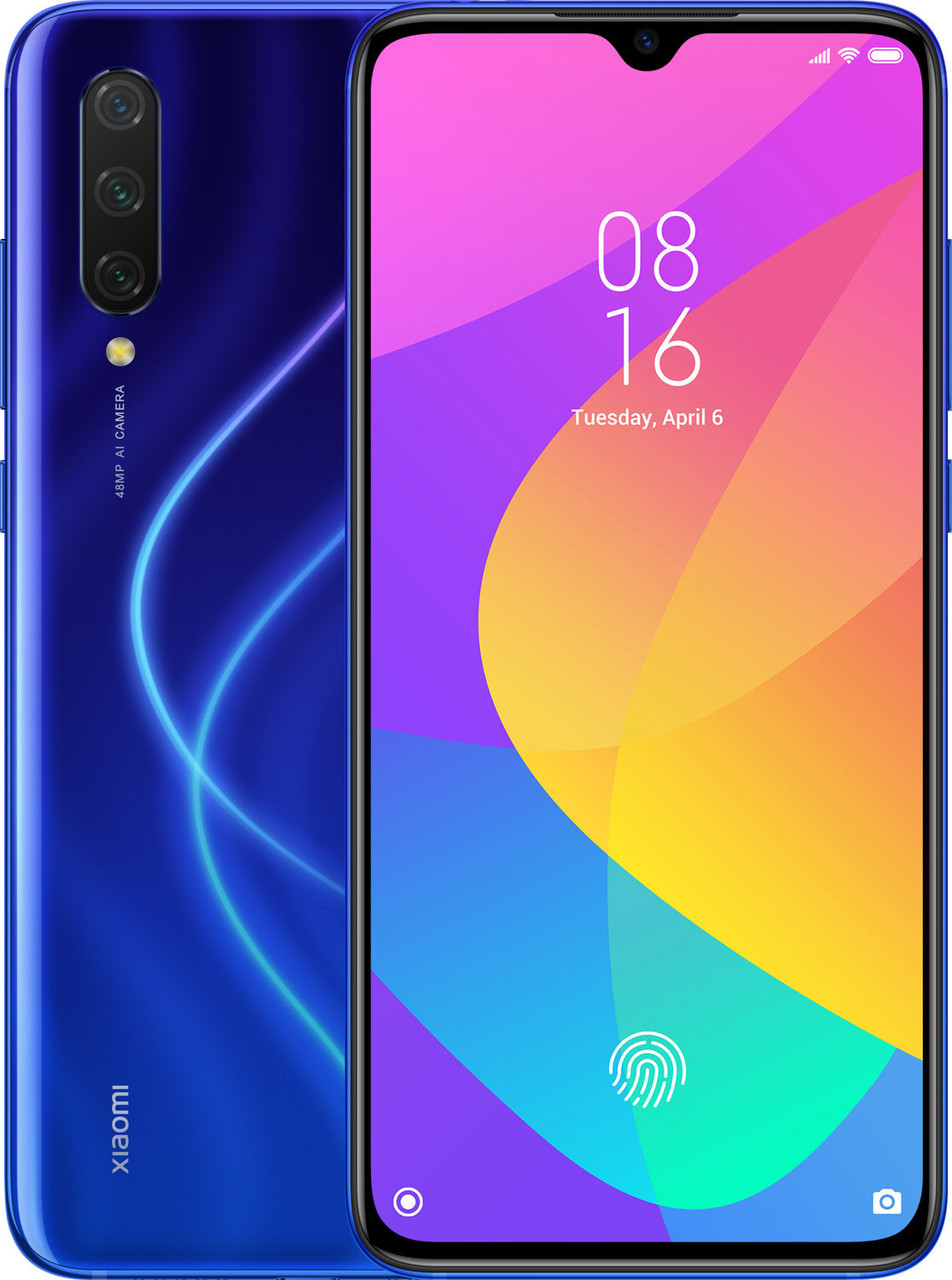 Xiaomi Mi 9 Lite 6/128 Blue Global Гарантия 1 год