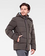 Зимняя мужская куртка Vavalon KZ-P914 khaki, фото 2