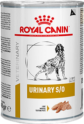 Royal Canin URINARY CANINE Cans0,400кг диета для собак при мочекаменной болезни.
