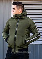 Мужская тёплая куртка -25С
