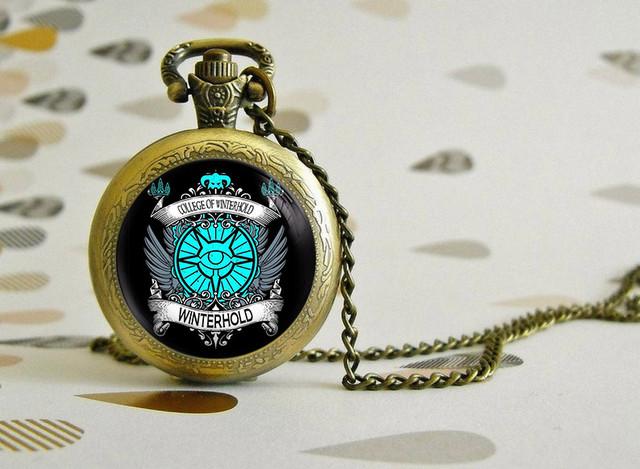 Карманные часы Skyrim: The Elder Scrolls / Скайрим