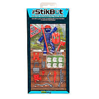 Игровой набор для анимационного творчества STIKBOT S3 - САФАРИ (1 экскл. фиг., аксессуары)