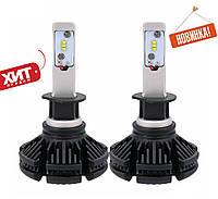 Светодиодные  лампы фар X3 led headlight-H1 (H-224)