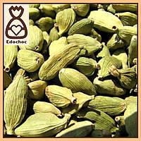 Кардамон зеленый зерна 100г