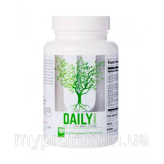 Universal Витамины Дейли формула Daily Formula (100 tabs)