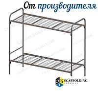 ✅ Облегченная металлическая двухъярусная кровать (для общежитий, казарм, хостелов). Вес 26кг. ОПТом от 10 шт✅
