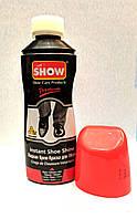 Жидкая черная крем краска Show для гладкой кожи 75мл