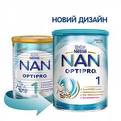 "73_Срок_до_31.08.21 Nestle ЗГМ з.г.м. ""Нан 1"" New 400г"