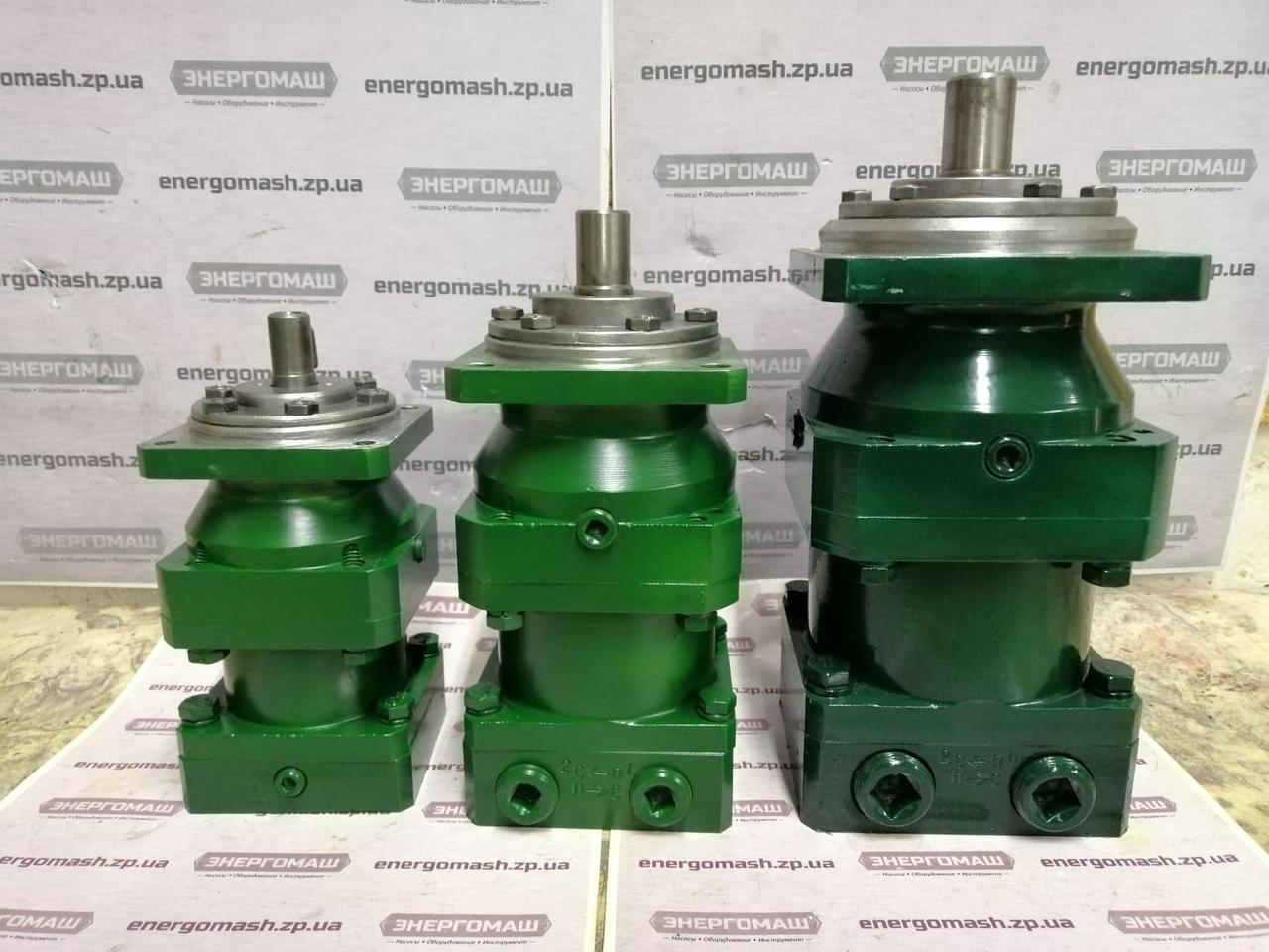 Гидромотор аксиально-поршневой Г15-24Р