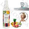 Крем-маска TANOYA 200 мл. Вербена, Зеленый чай, Карамель, Мармелад, Тропический коктейль, Яблочный сорбет, фото 5