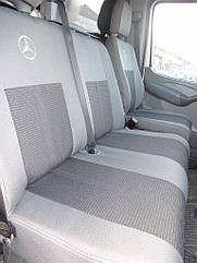 Авточехлы Mercedes Vito 9 мест 2014-2018