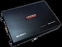 Автомобильный усилитель звука Boschman BM Audio BM-600.48000Вт 4-х канальный