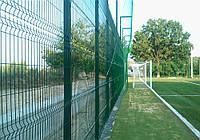 """Ограждение футбольного поля """"Класик"""" Высота 3 м D 5х5 mm"""