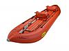 Надувная байдарка River Hard-400s (RHs-400) (самослив)