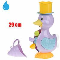 Игрушки для ванной Утенок с водяной мельницей, на присосках  Same Toy Duckling 3302Ut