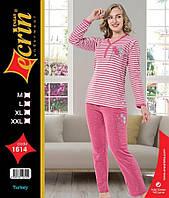 Теплые пижамы для женщин на зиму, фото 1