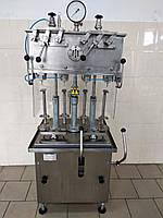 Полуавтоматическая машина розлива пива и напитков, марки ВРС