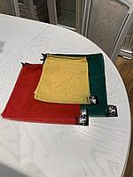Эко Мешочки для продуктов, многоразовые мешки, сетчатые сумки для овощей и фруктов,  набор 6 штук