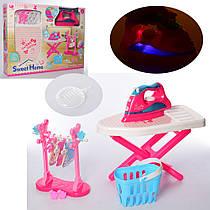 Набор детской бытовой техники утюг,гладильная доска