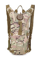 Гидратор с рюкзаком 3 лита. Тактическая питьевая система KMS camelbak мультикам.
