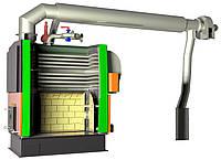 Котел твердотопливный Kriger КВм(а) с ручной подачей топлива