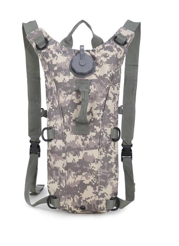 Гидратор с рюкзаком 3 лита. Тактическая питьевая система KMS camelbak ACU