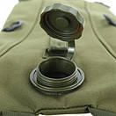 Гидратор с рюкзаком 3 лита. Тактическая питьевая система KMS camelbak ACU, фото 6