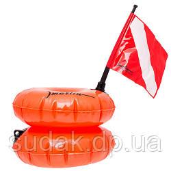 Буй Marlin TWIN orange