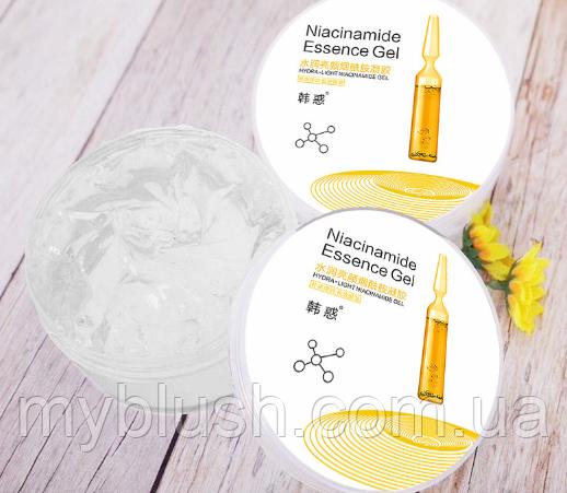 Гель для лица Hanhuo Niacinamide ниацинамид 300 g